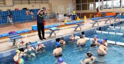 Introducción didáctica a la natación
