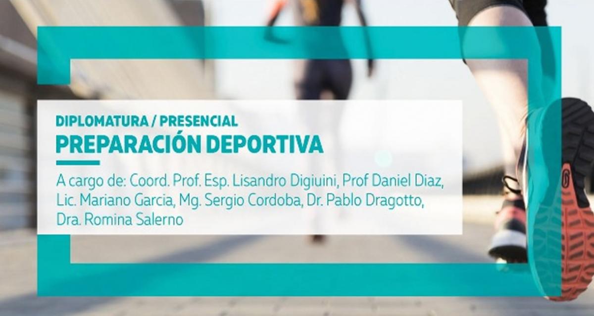 Diplomatura en Preparación Deportiva